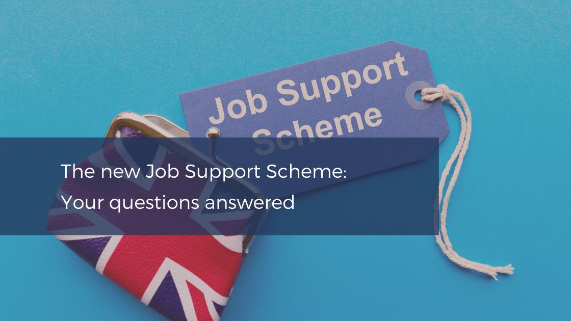 New Job Support Scheme