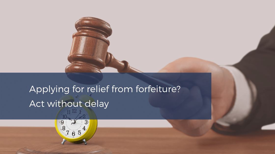 Relief from forfeiture for tenants