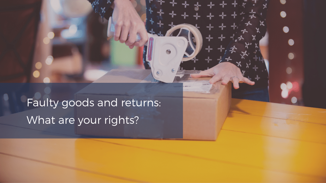 Your-rights when returning gifts