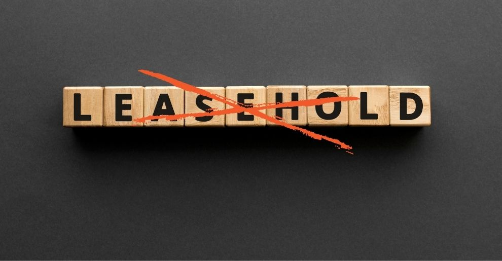 Blog: The Beginning Of The End Of Leasehold