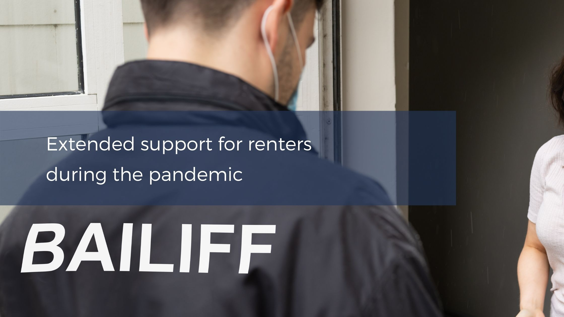 extended support for renters during the pandemic