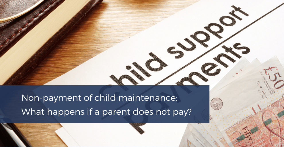 Non-payment of child maintenance