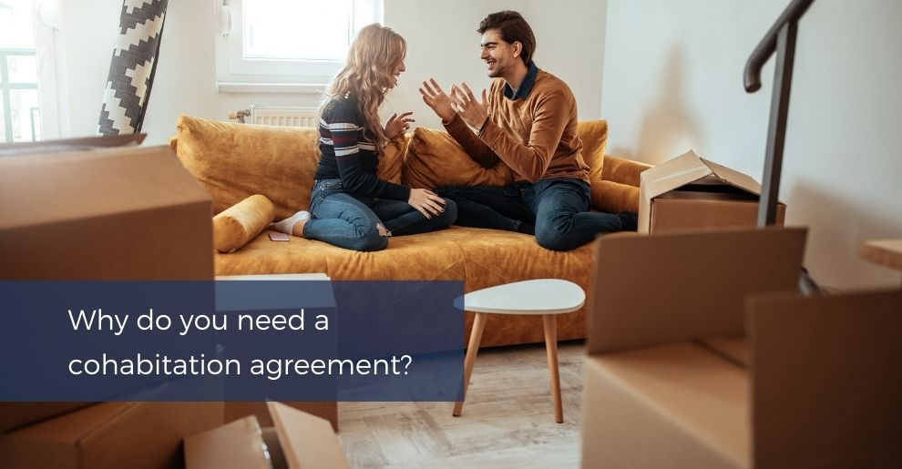 Why do you need a cohabitation agreement_